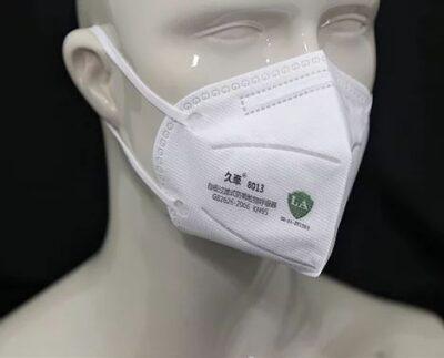KN95 Respirator, 3-Ply Model 8013 (US FDA Non-Niosh Authorized) (1)