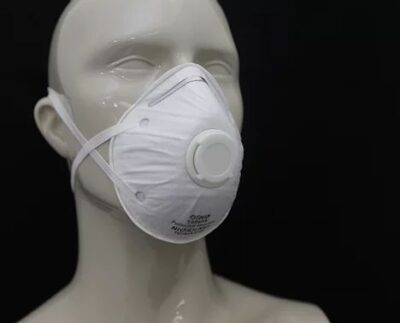 N95 Respirator, Niosh Approved (With Exhalation Valve) (1)